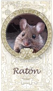 Ratón - animales totémicos