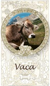 Vaca - animales totémicos