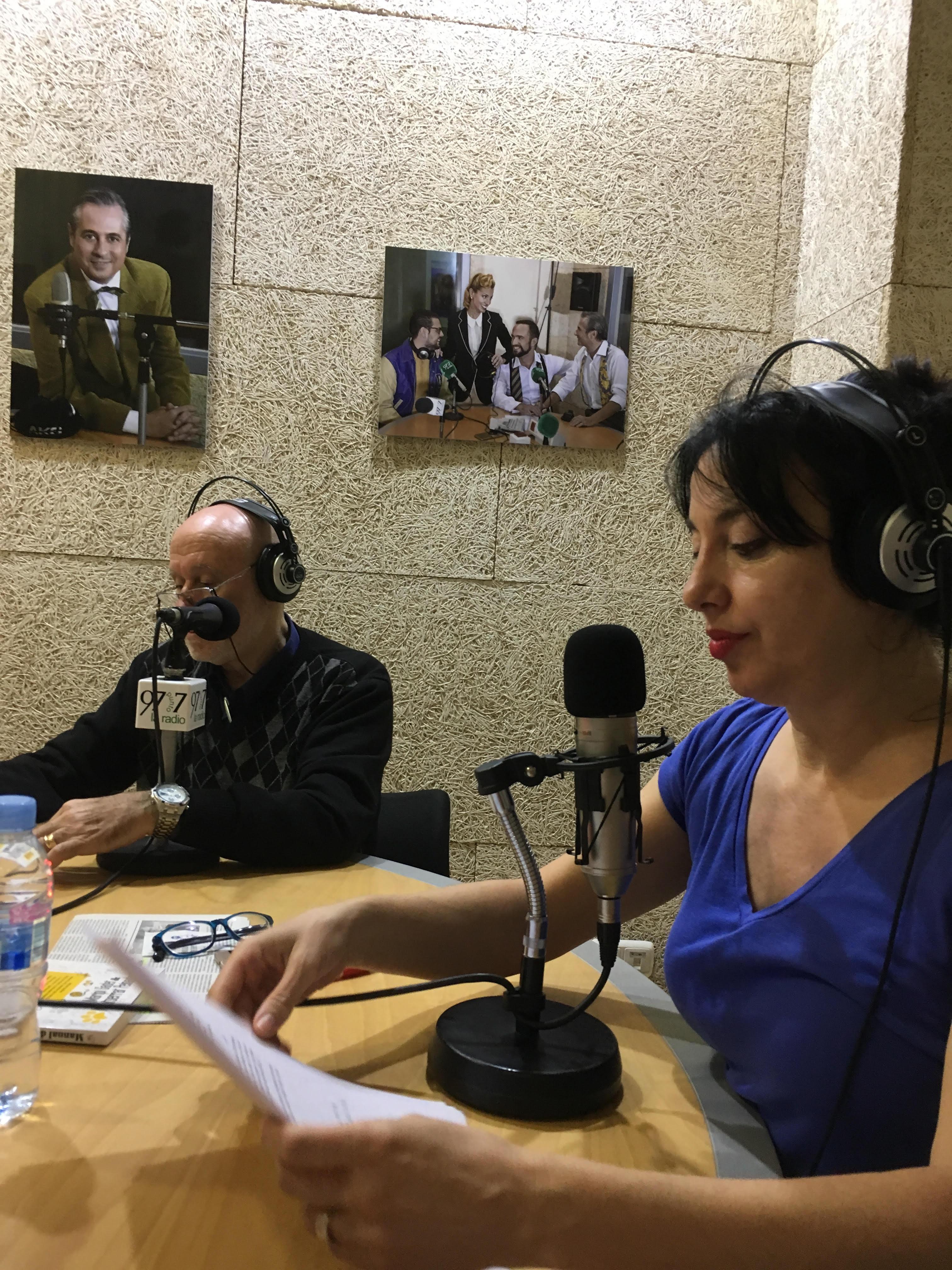 """Programa """"Mis queridos Animales con Ata Gomis y Ramiro Segrelles"""